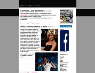 albuionel.wordpress.com screenshot