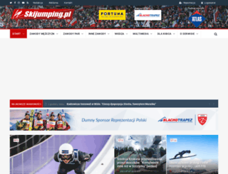 album.skijumping.pl screenshot
