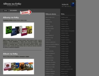 albumnafotky.sk screenshot