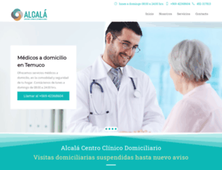 alcala.cl screenshot