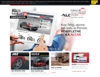 alcar.pl screenshot