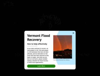 alchemistbeer.com screenshot