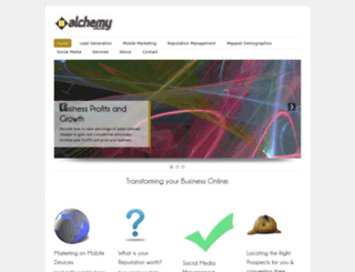 alchemy-online.com screenshot