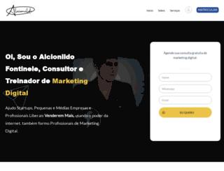 alcionildofontinele.com screenshot