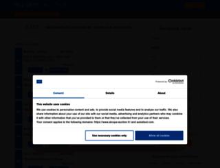 alcopa-auction.fr screenshot