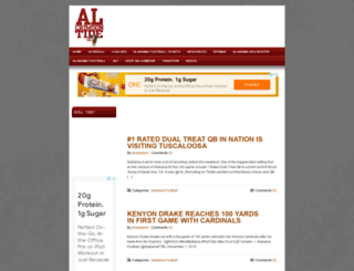 alcrimsontide.com screenshot