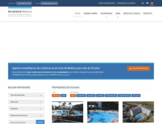 alcudialink.com screenshot