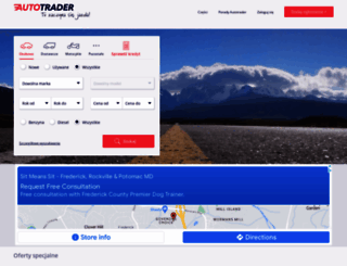 ald.autotrader.pl screenshot