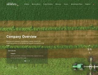 aldahra.com screenshot
