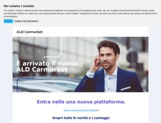 aldcarmarket.it screenshot