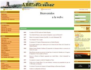 aldealsenor.com screenshot