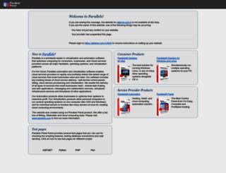 aldemir.com.tr screenshot