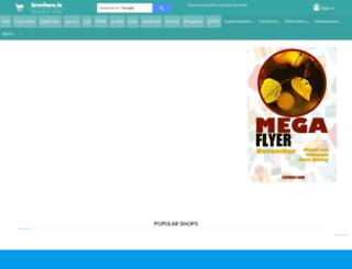 aldi.brochure.ie screenshot