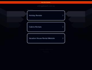 aldingabeach.com.au screenshot