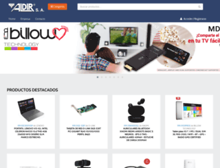 aldirsa.com screenshot