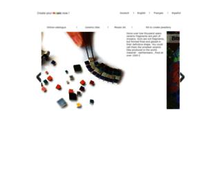 alea-mosaic.com screenshot
