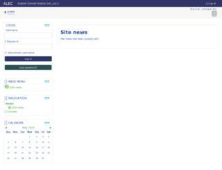 alec.asd20.org screenshot