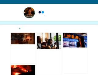 alecsears.contently.com screenshot