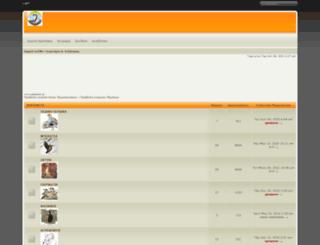 alectorisgraeca.getforum.org screenshot