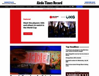 aledotimesrecord.com screenshot