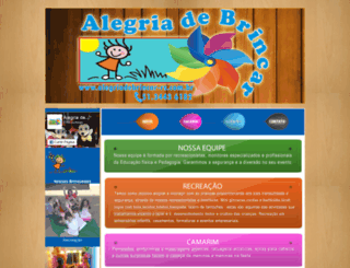 alegriadebrincar-rs.com.br screenshot