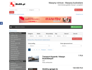 alehit.pl screenshot