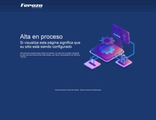 alem.ferozo.com screenshot