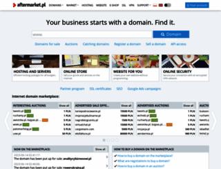 aleman.pl screenshot