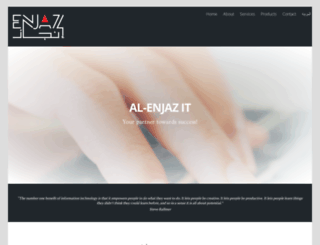 alenjaz.com screenshot