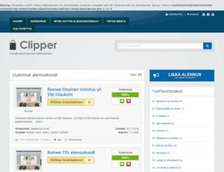 alennuskoodix.com screenshot