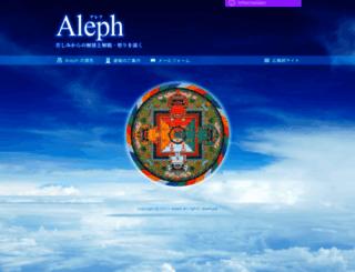 aleph.to screenshot