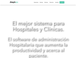alephoo.com screenshot