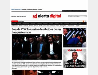 alertadigital.com screenshot