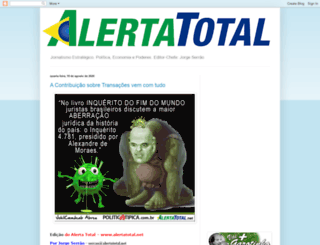 alertatotal.net screenshot