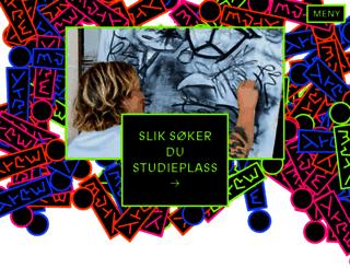 alesundkunstfagskole.no screenshot