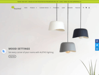 aletko.com.my screenshot