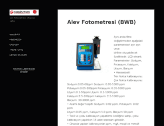 alevfotometresi.com screenshot