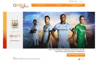 alexanderherr.qnetlife.net screenshot