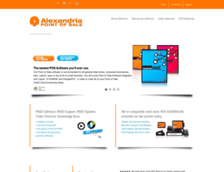 alexandriacomputers.com screenshot
