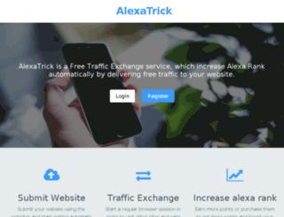 alexatrick.com screenshot