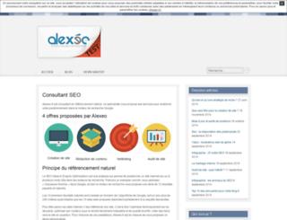 alexeo.unblog.fr screenshot