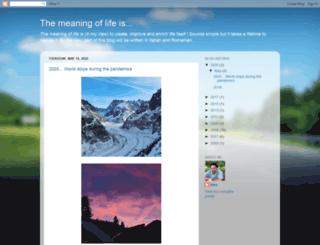 alexhugel.com screenshot