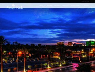 alexispark.com screenshot