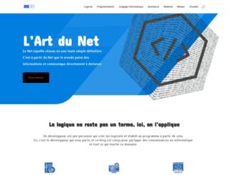 alexonasp.net screenshot