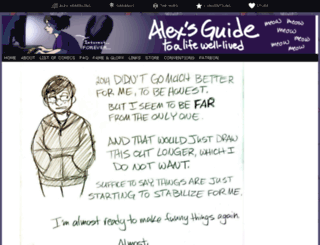 alexsguide.net screenshot
