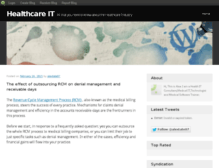 alextate07.blog.com screenshot