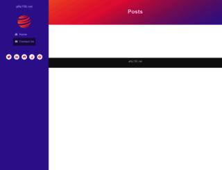 alfa156.net screenshot