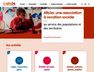 alfa3a.net screenshot