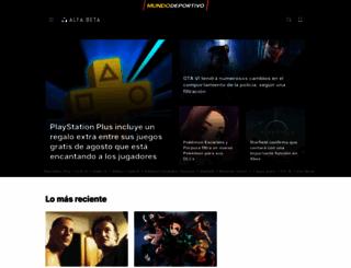 alfabetajuega.com screenshot