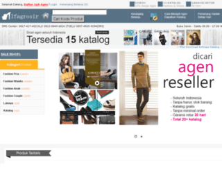 alfagrosir.com screenshot